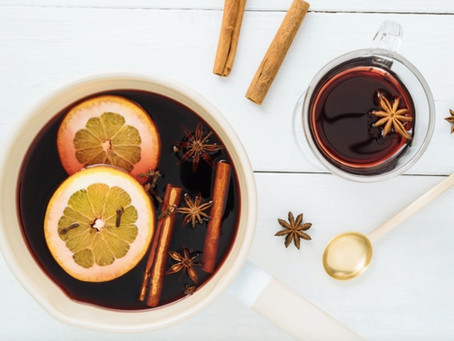 Christmas Is Just Around The Corner - Time for Mulled Wine