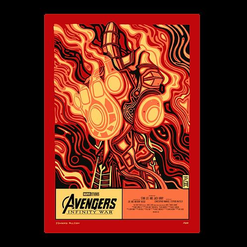 Marvel Infinity Gauntlet