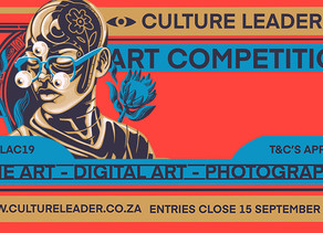 THE CULTURE LEADER ARTS COMPETITION 2019