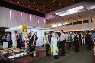 Exhibition and catering