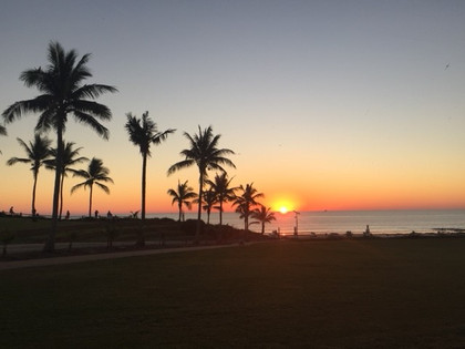 What a sunset - Broome