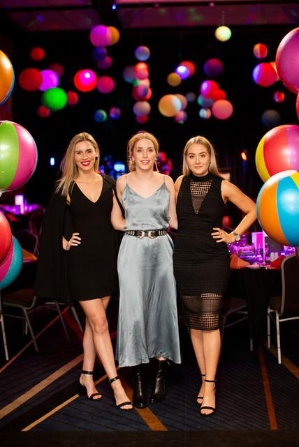 Jessica, Lydia & Danielle