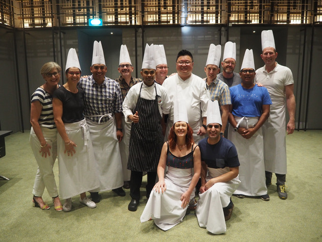 Team Building - chef's or surgeons?