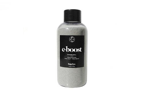 C-boost Resurfacing Face Buff Charcoal