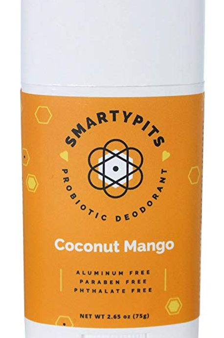 Smarty Pits Deodorant Coconut Mango
