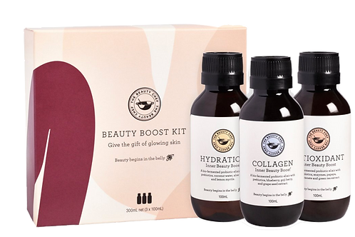 The Beauty Chef Holiday Boost Trio
