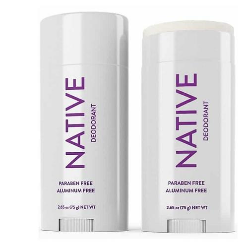Native Deodorant Lavender & Rose