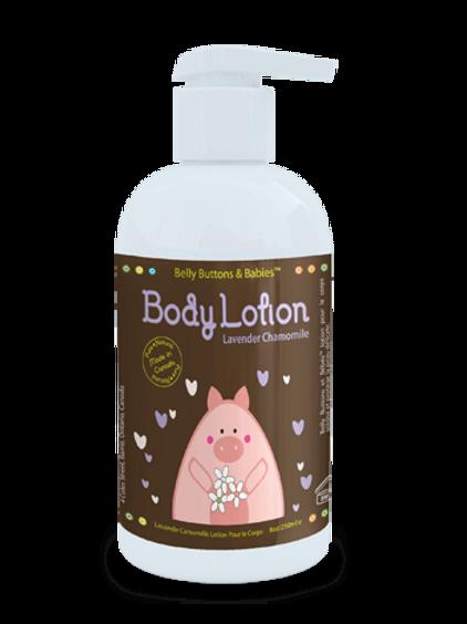 Body Lotion Lavender Chamomile