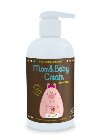 Mom & Baby Cream Unscented