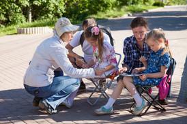 Пленэр с детьми
