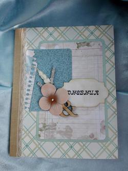 скрап дневник