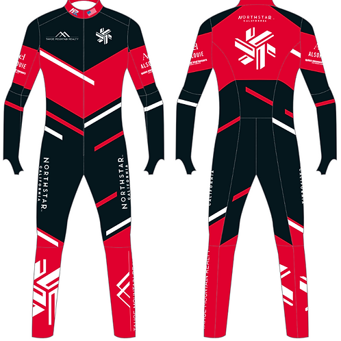 Adult Race Suit (Non-Padded)