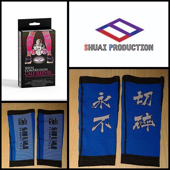 SHUAI COMPRESSION CALF SLEEVES (6 colours) 帥壓力小腿套 (6種款式)