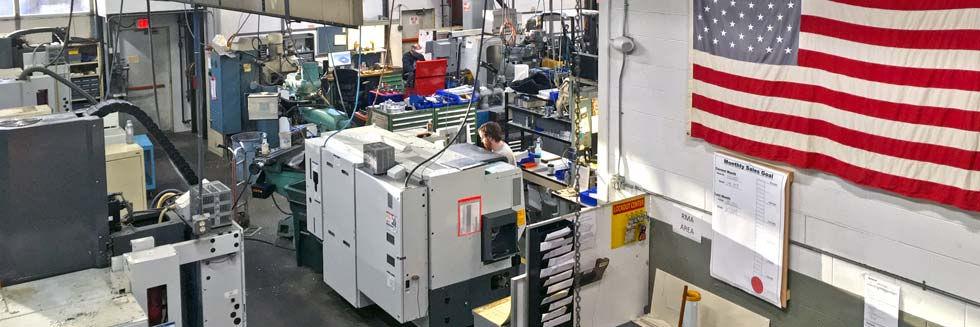 MacDiarmid Precision Machining