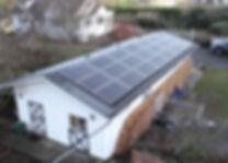 Solar Panels Cordova Bay, Victoria