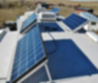 Solar Energy Systems Panels Rooftop Renewable Sustainable Victoria Nanaino Comox Courtenay Duncan Campbell River RV Marine