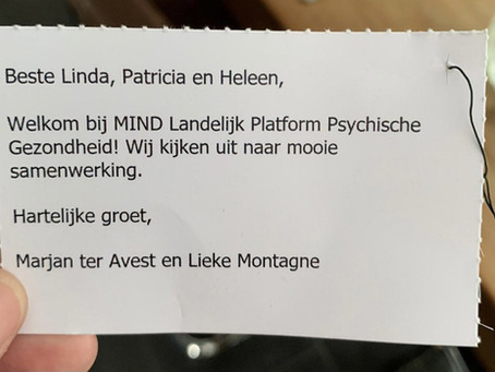 MIND en Stichting PMDD Nederland; samen bereiken we nog meer!