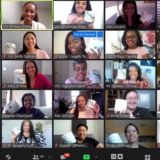 September Virtual Brunch + Networking Event