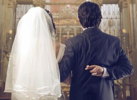 ¿Entonces nunca me casé?