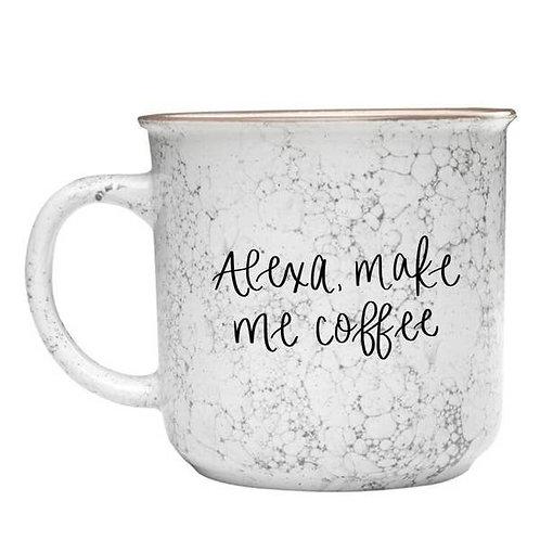 ALEXA, MAKE ME COFFEE Mug