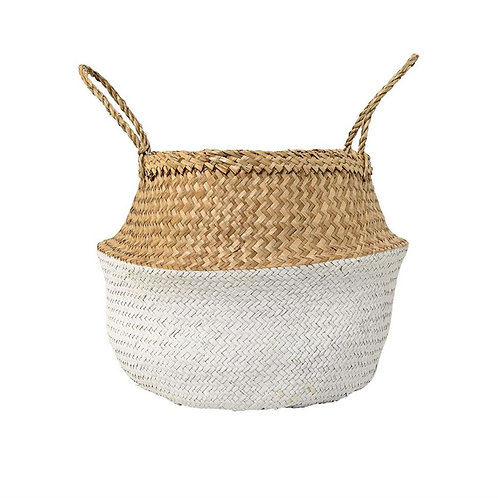 Natural Sea grass Basket with Handles