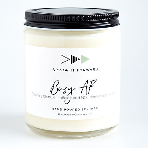 Busy AF Soy Candle
