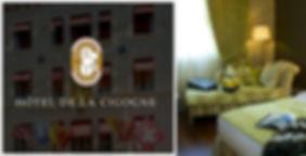 Evidence of Hotel La Cigogne, Relais & Châteaux,  Geneva
