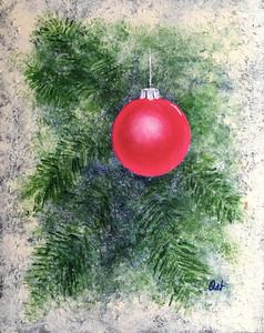Sinple Ornament