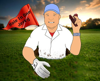 hole in one, hole in one jerky