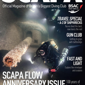 'SCAPA' Magazine Available for Free