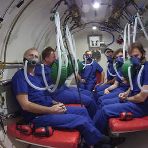Hyperbaric Dry Dive - London Diving Chamber