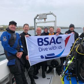 Dorset Shipwreck Project - Trip 1 Report