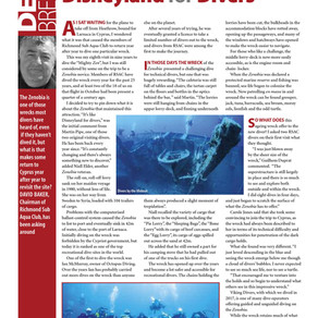 Zenobia: Disneyland for Divers