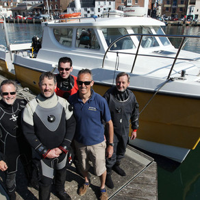 Mission to solve Dorset wreck mystery