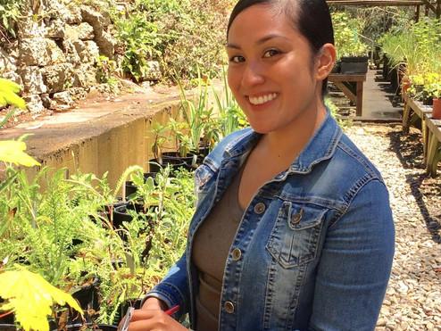 Meet our Stewardship Coordinator, Nina!