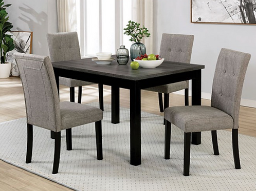 Twins Furniture Dining Table Set