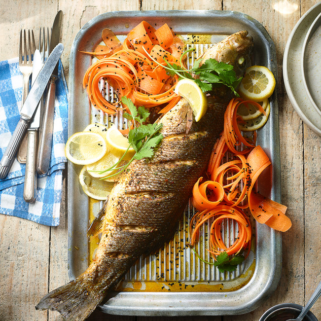 Chermoula Spiced Fish Carrot Salad .jpg