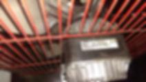 Fridge Condenser Fan Motor Seized