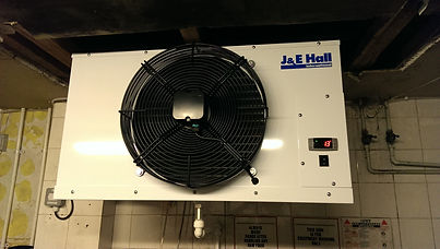J&E Hall Cellar Cooler Unit