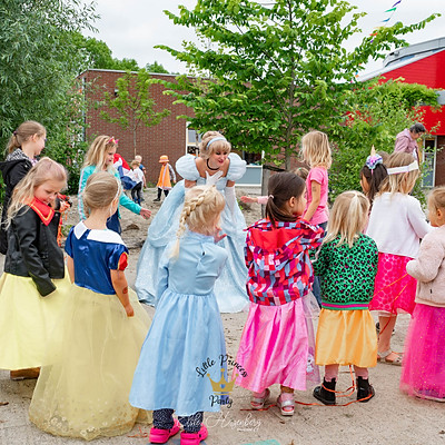 Feest op de Boeierschool