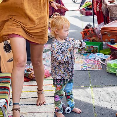 hippie markt Lelystad