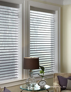sheer blinds,柔纱帘