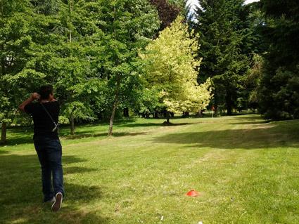 Golf educatif Marcoussis 2015