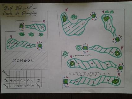 Golf Educatif Joigny