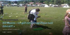 lyonne.fr golf à la maladrerie