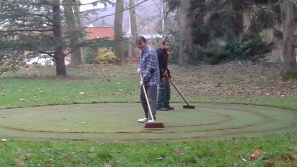 golf éducatif, Saint Antoine
