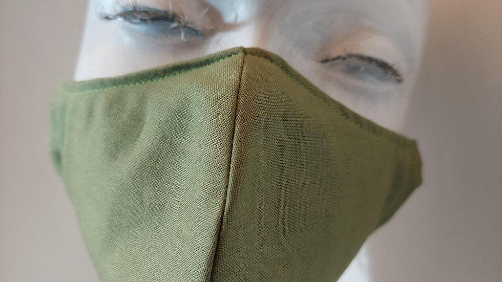 Fall Cloth Face Mask