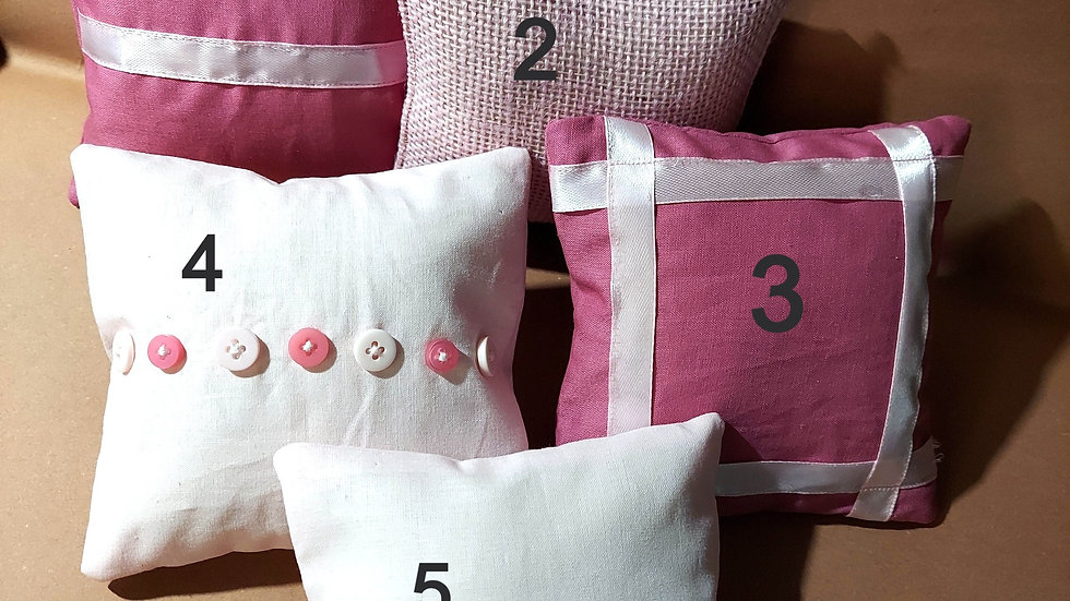 "Scented pillows 4""x4"""