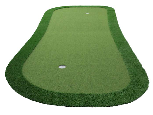 Pre-Cut Putting Green