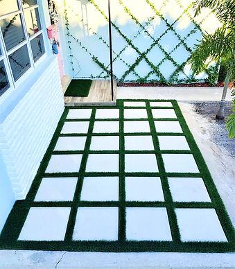 PaverTURF Pre-Cut Patio Grid